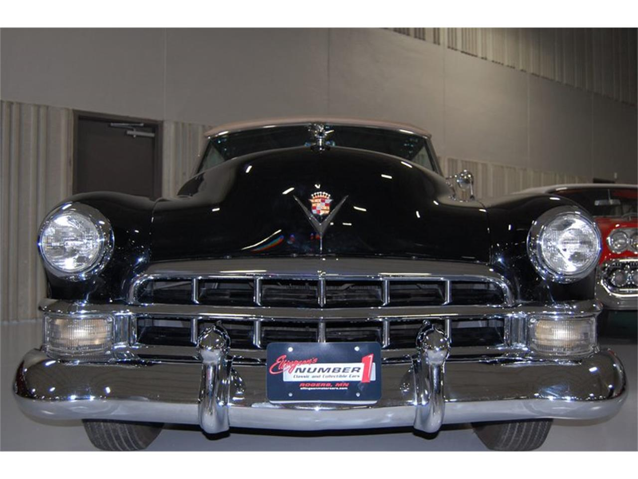 Large Picture of Classic 1949 Cadillac Series 62 located in Rogers Minnesota - $74,995.00 Offered by Ellingson Motorcars - QCIZ