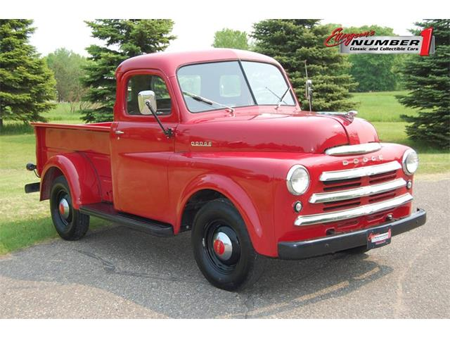Picture of '49 1/2-Ton Pickup - QCJ2