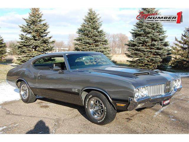 Picture of Classic 1970 Oldsmobile Cutlass - QCJ5