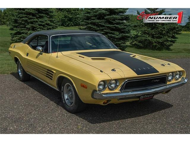 Picture of '74 Dodge Challenger located in Rogers Minnesota Offered by  - QCJ6