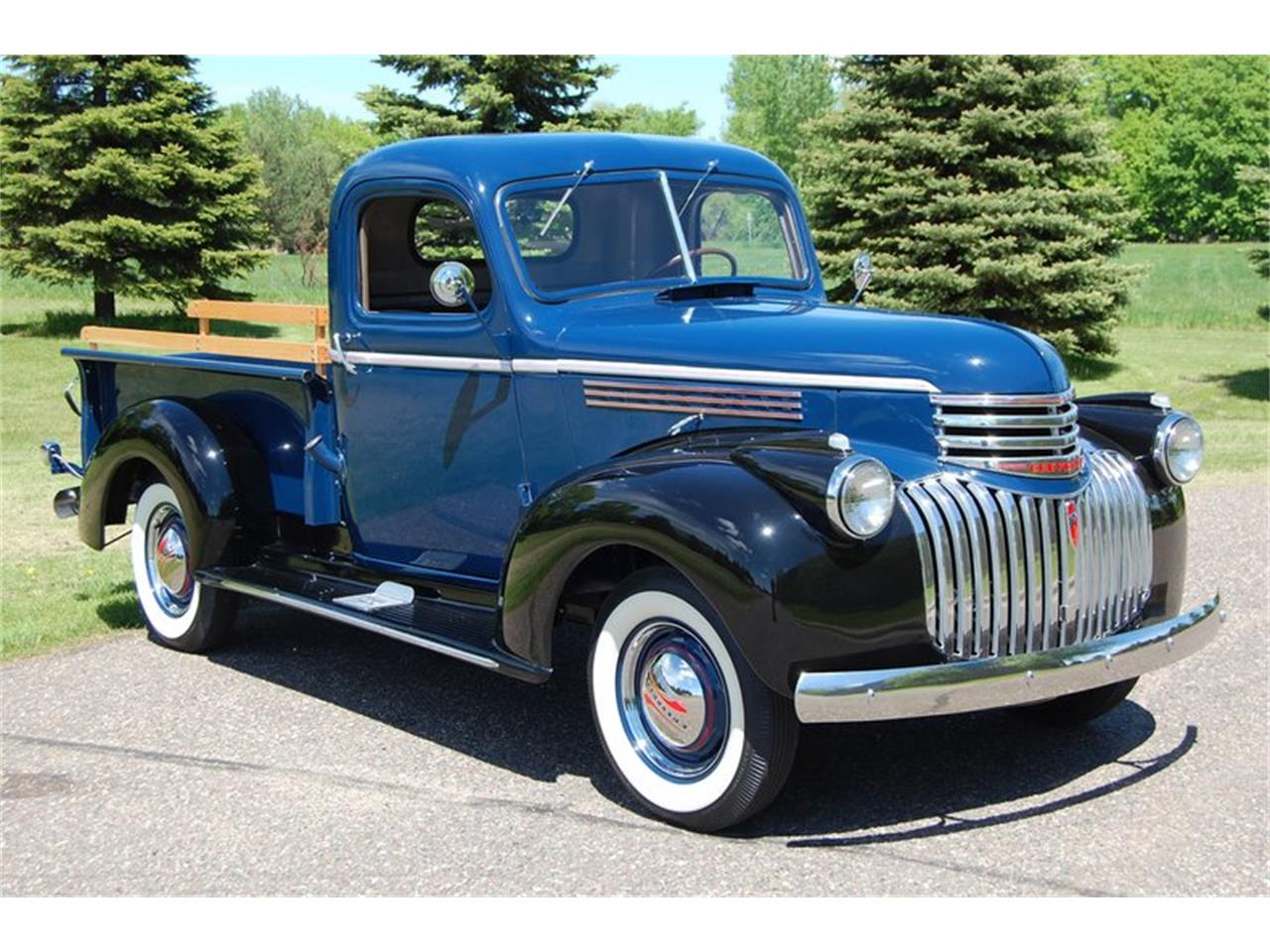Large Picture of '46 1/2-Ton Pickup - QCJA