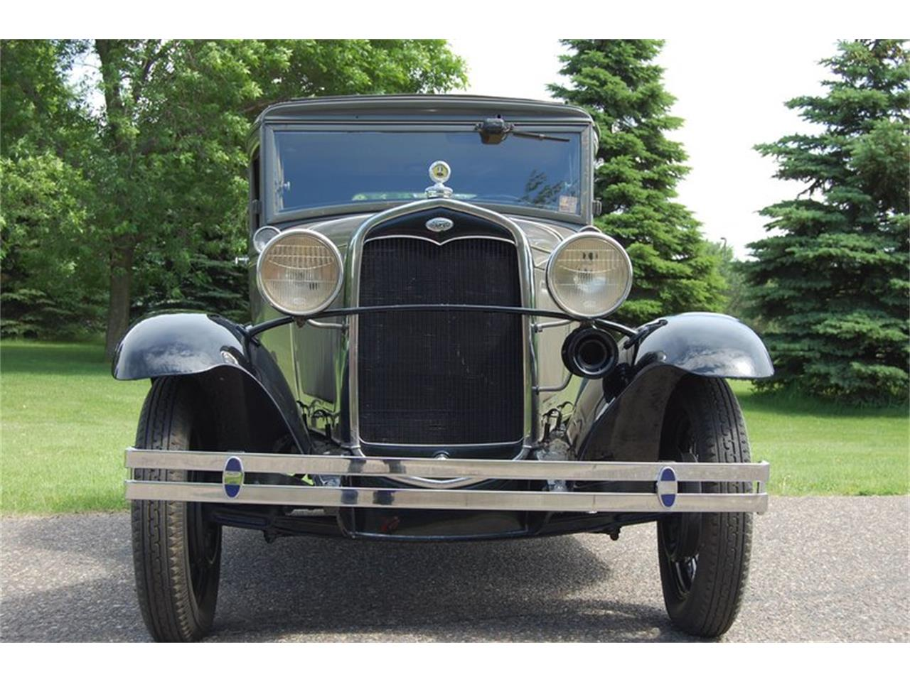 Large Picture of '31 Model A - QCJC