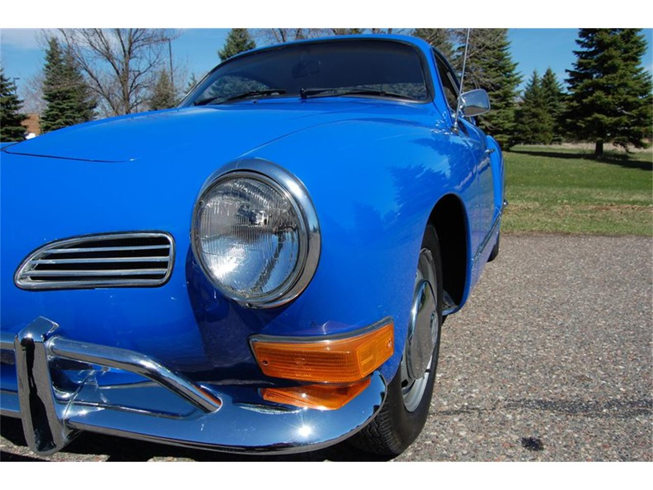 Large Picture of '71 Karmann Ghia - QCJD