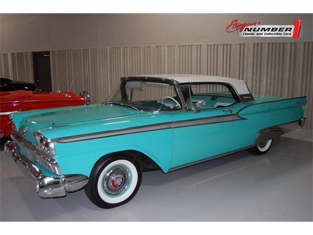 Picture of Classic 1959 Skyliner Offered by  - QCJF