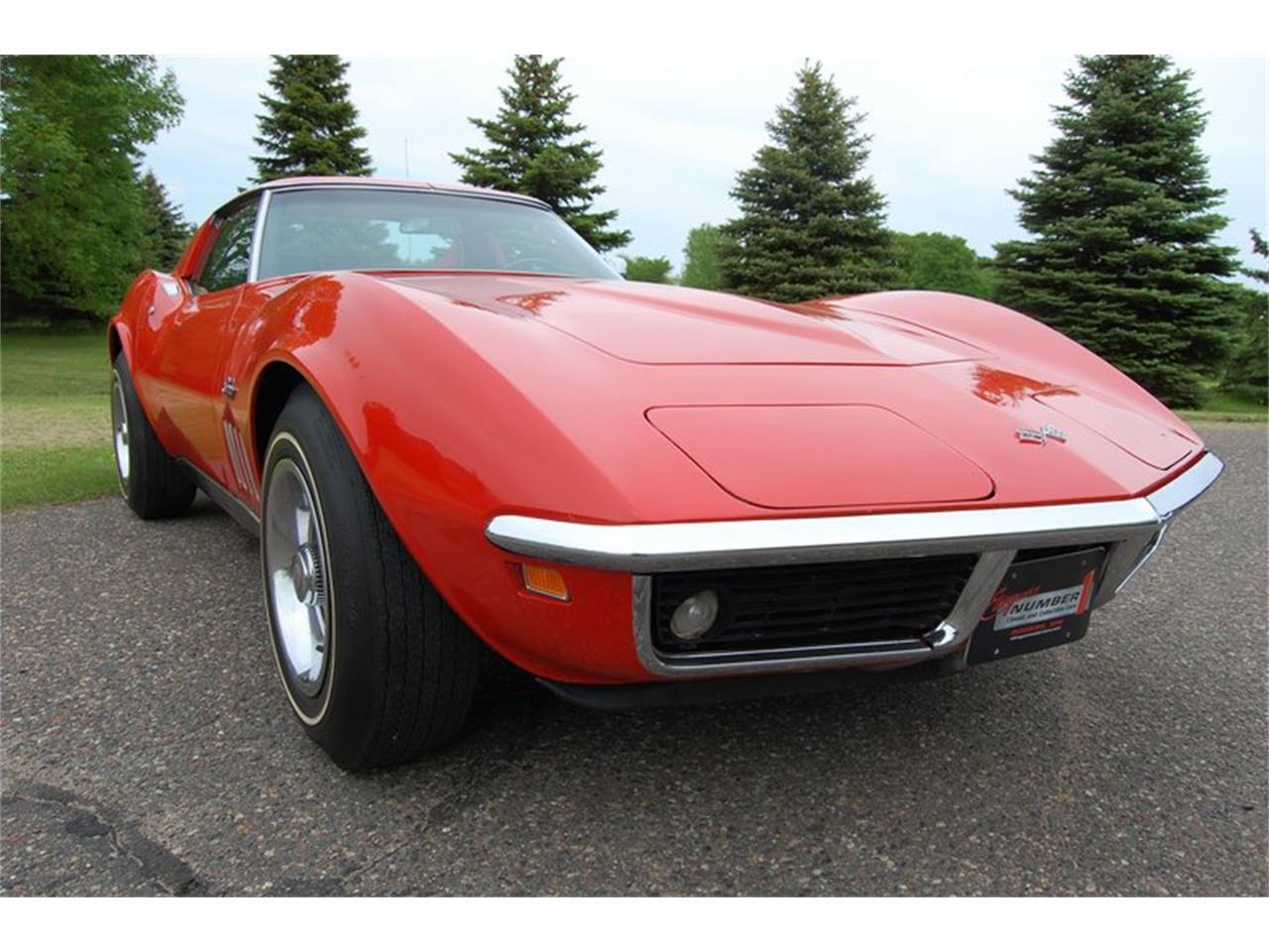 Large Picture of '69 Corvette - QCJG
