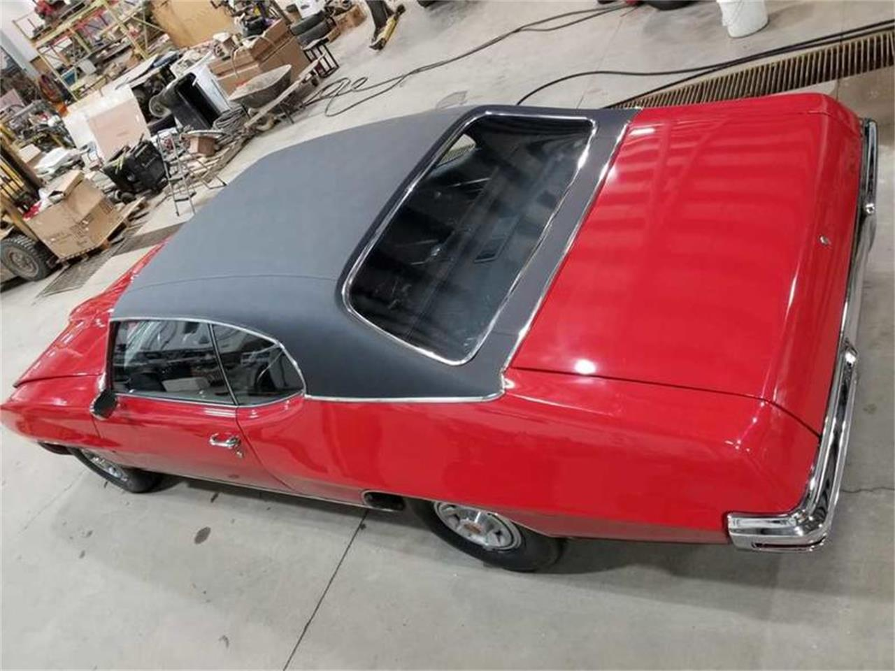Large Picture of 1970 GTO located in DAVIDSON Saskatchewan Auction Vehicle - QCJL