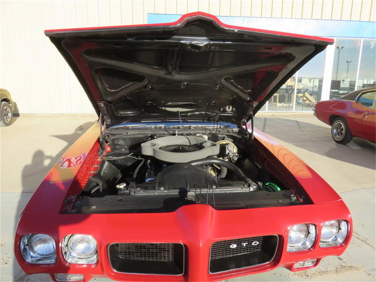 Large Picture of '70 GTO (The Judge) - QCJM