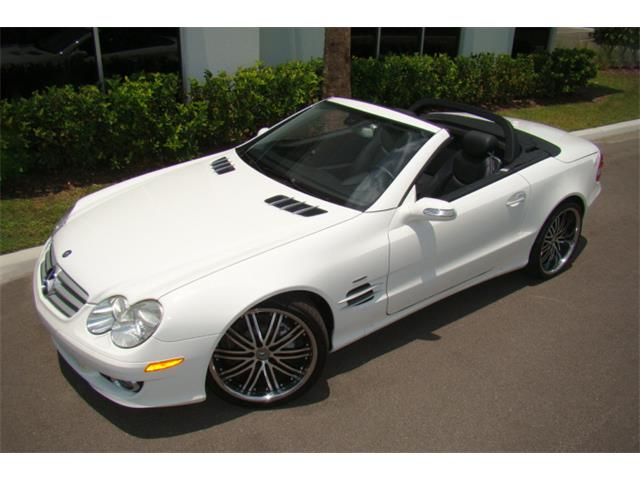 Picture of '08 SL55 located in Connecticut Auction Vehicle Offered by  - QCJT