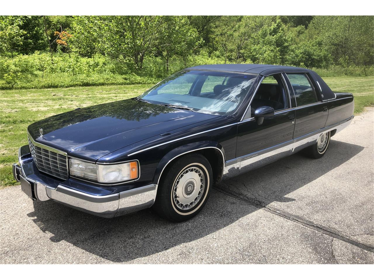 Large Picture of '93 Fleetwood Brougham - QCJY