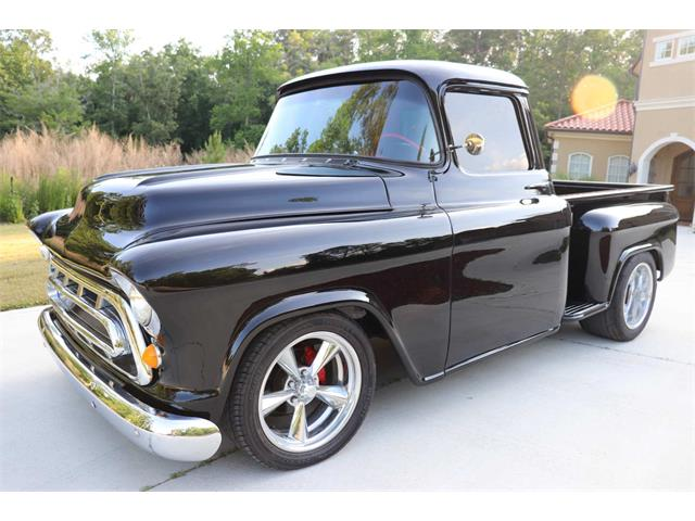 Picture of Classic 1957 Chevrolet C10 Auction Vehicle - QCK8