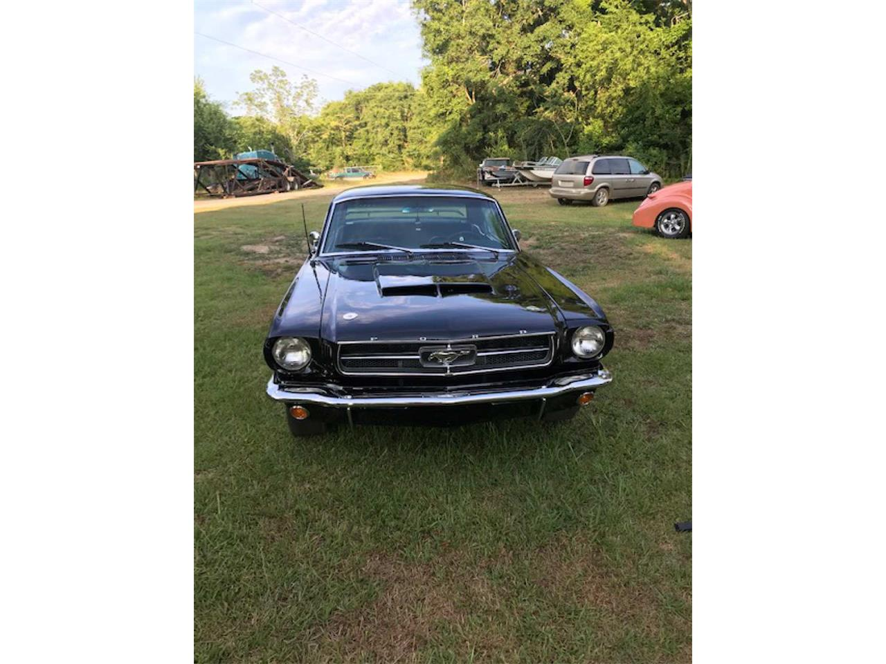 Large Picture of '65 Mustang - QCK9