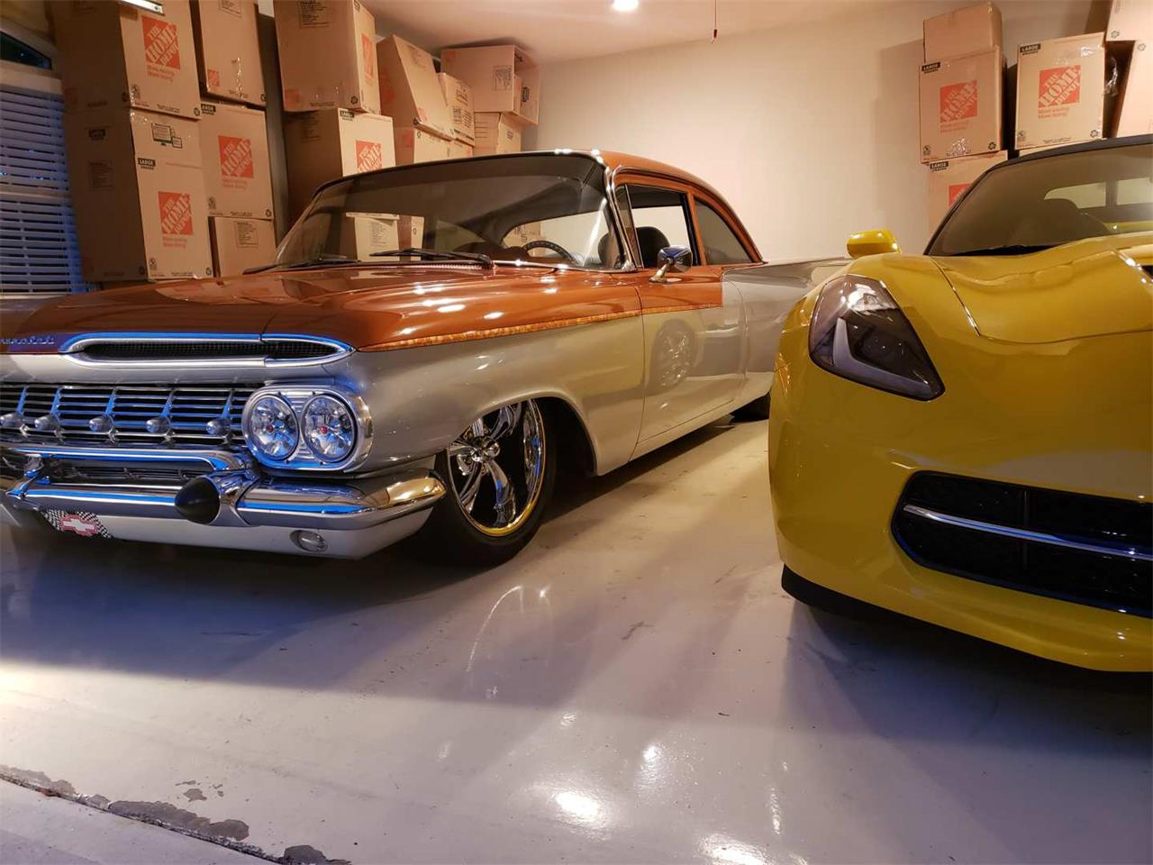 Large Picture of '59 Impala - QCKA