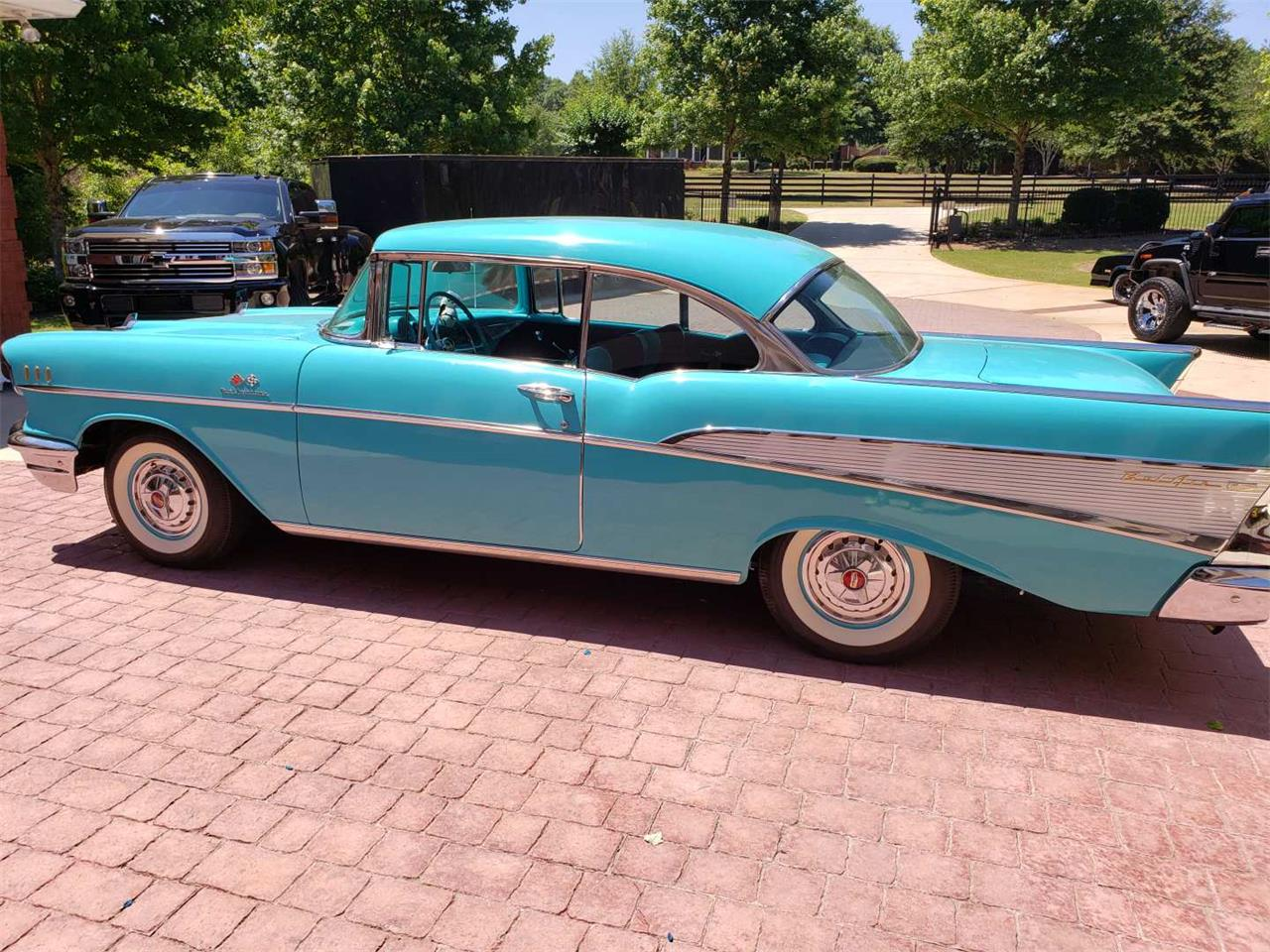 Large Picture of '57 Bel Air - QCKD