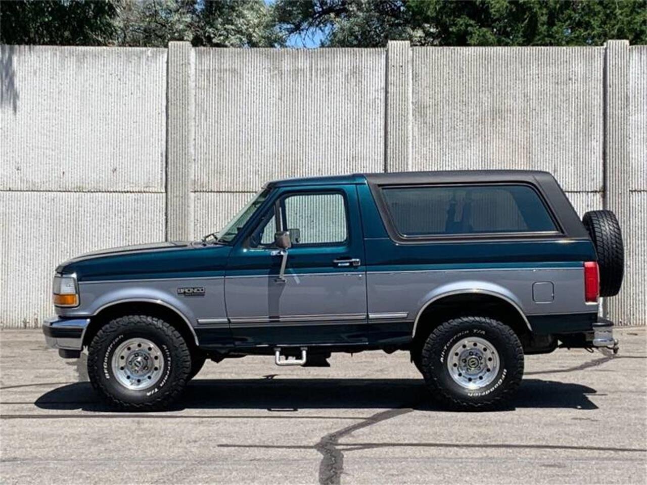 Large Picture of '95 Bronco - QCKH