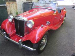 Picture of '52 MG TD - QCKK