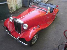 Picture of '52 TD located in Connecticut - $18,900.00 Offered by The New England Classic Car Co. - QCKK