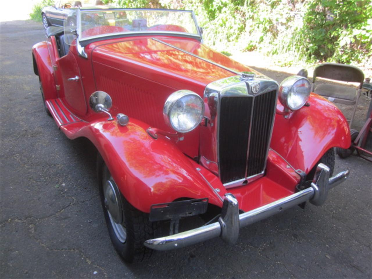 Large Picture of Classic 1952 MG TD located in Connecticut - $18,900.00 Offered by The New England Classic Car Co. - QCKK