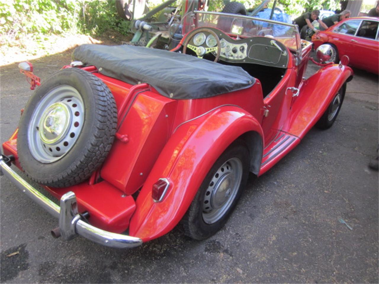 Large Picture of 1952 MG TD located in Connecticut - $18,900.00 Offered by The New England Classic Car Co. - QCKK