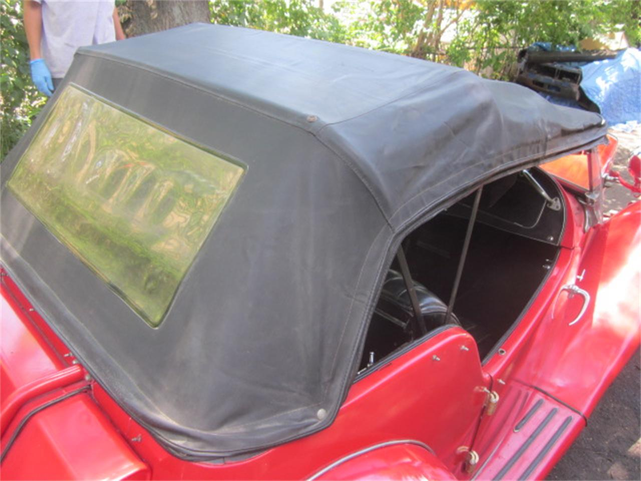 Large Picture of '52 MG TD Offered by The New England Classic Car Co. - QCKK