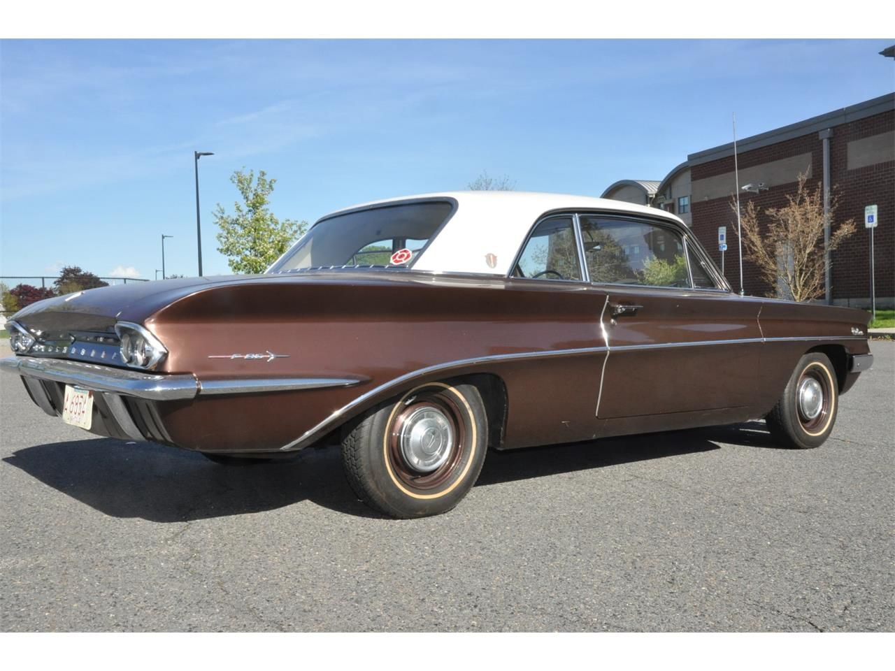 For Sale: 1961 Oldsmobile Cutlass in Acushnet, Massachusetts