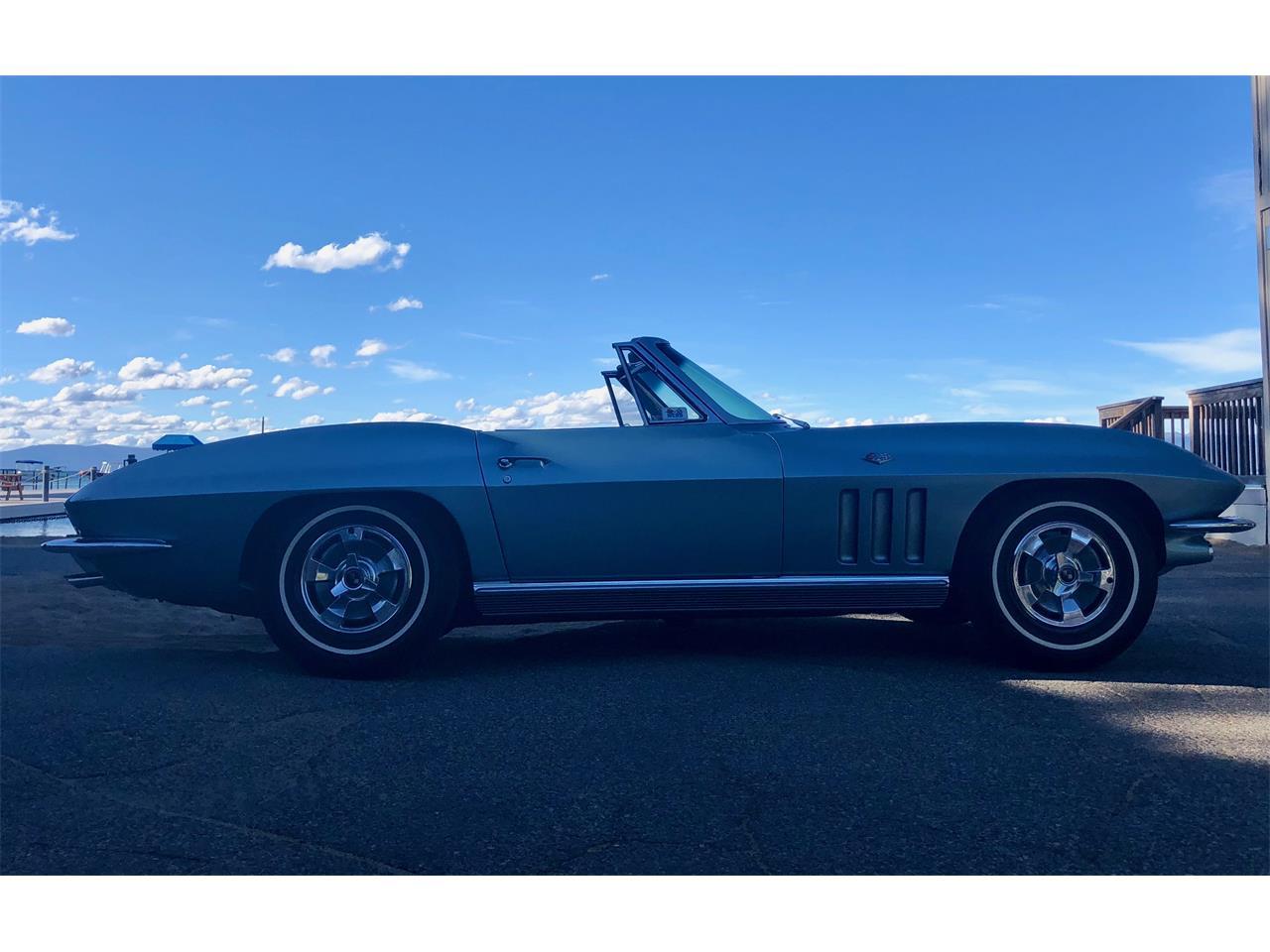 Large Picture of '66 Corvette - QCKW