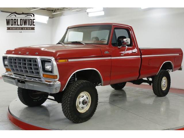 Picture of '79 F150 - QCL3