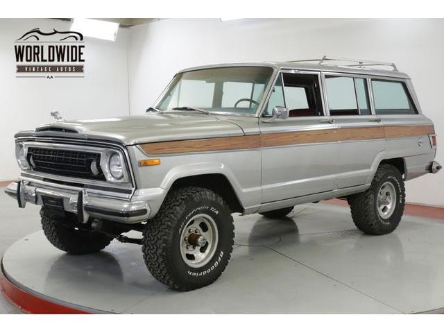 Picture of '77 Wagoneer - QCLE