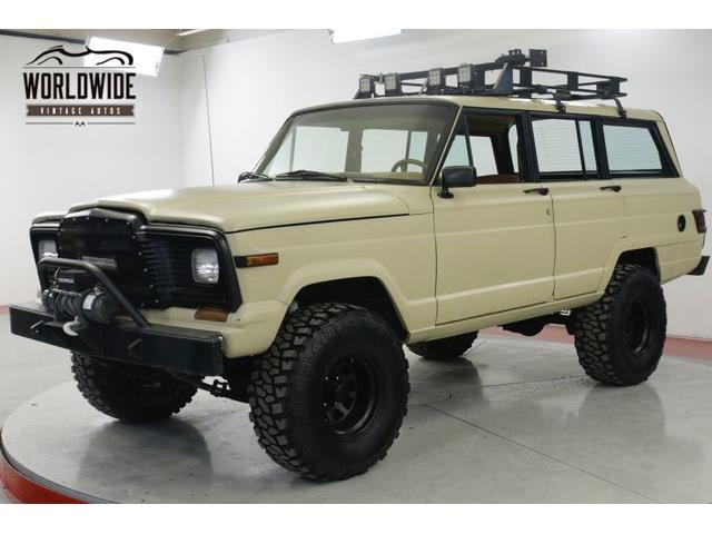 Picture of '83 Wagoneer - QCLK