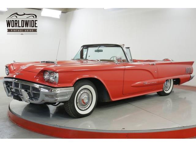 Picture of Classic 1960 Ford Thunderbird located in Colorado Offered by  - QCLQ