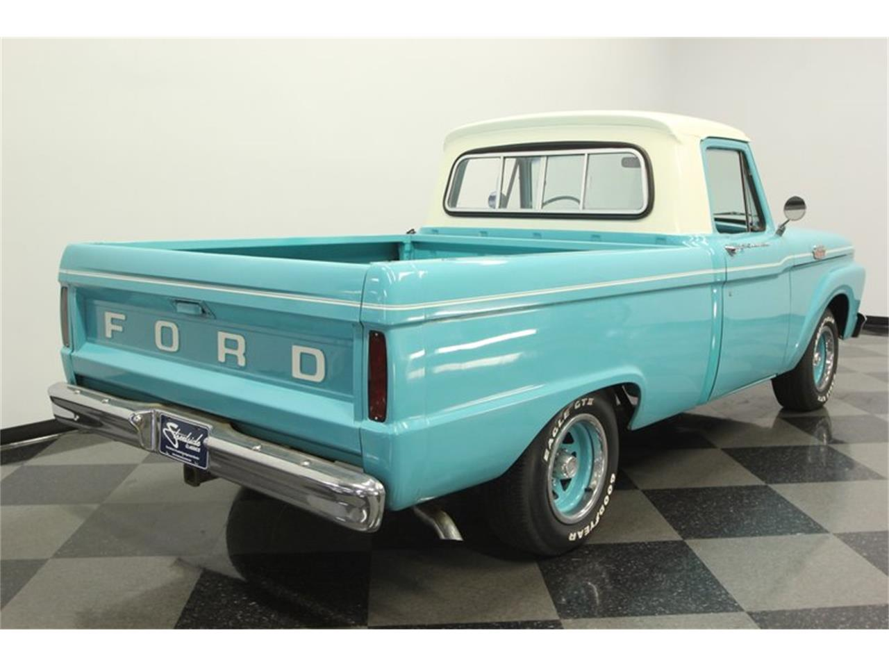 Large Picture of '64 F100 - QCLX