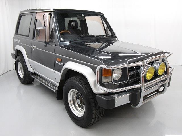 Picture of '89 Pajero - QCM0