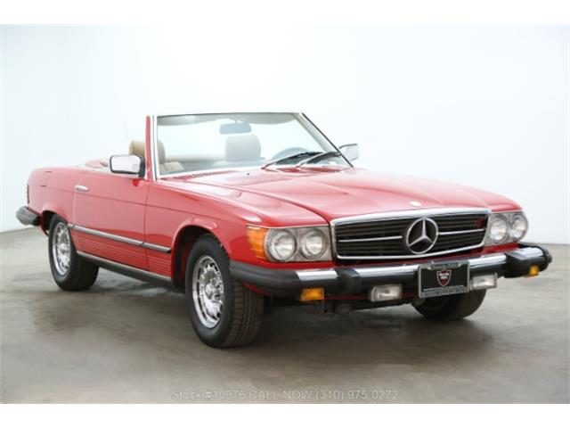 Picture of '85 380SL - QCM6
