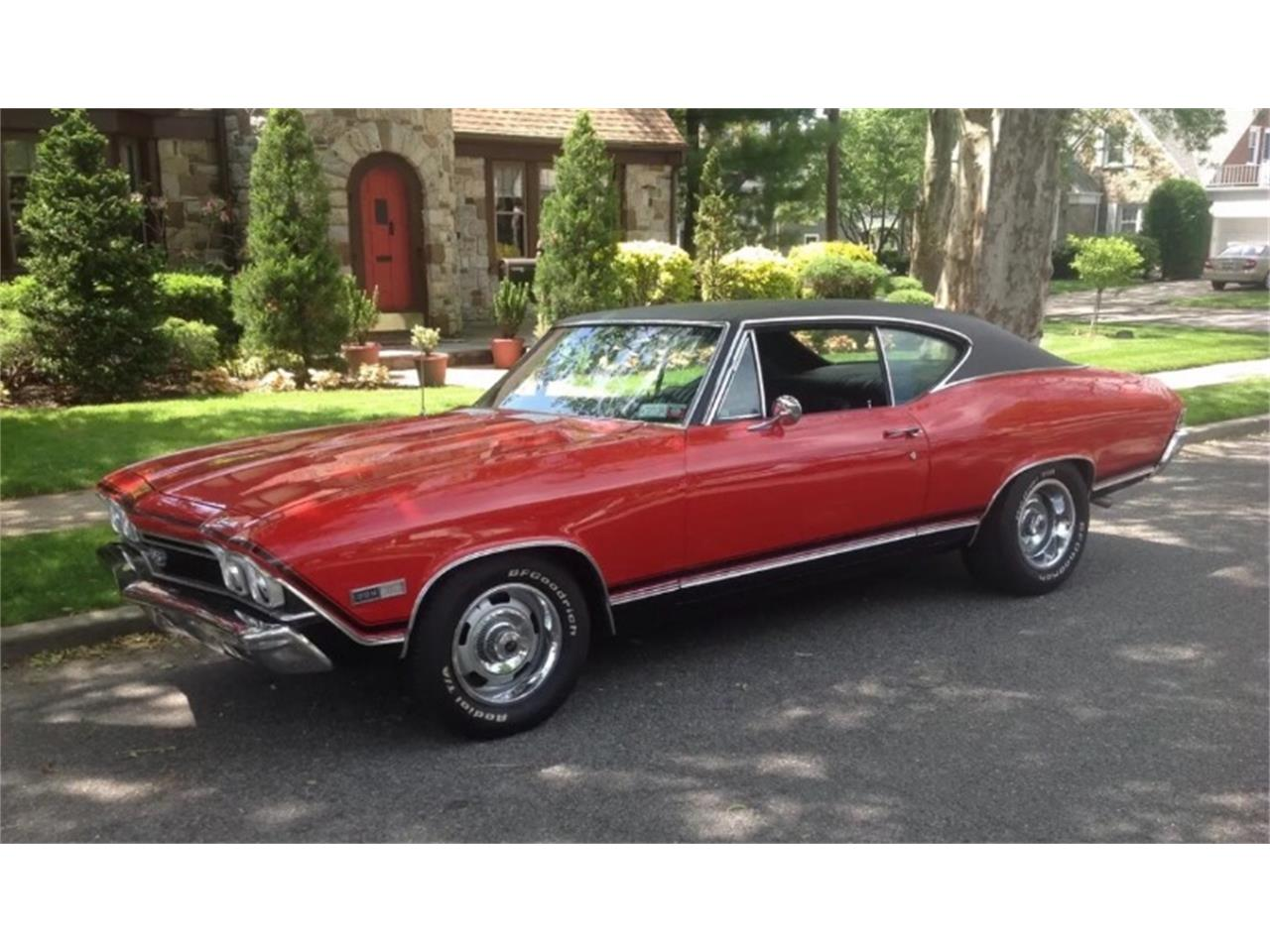 Large Picture of '68 Chevelle - QCMF