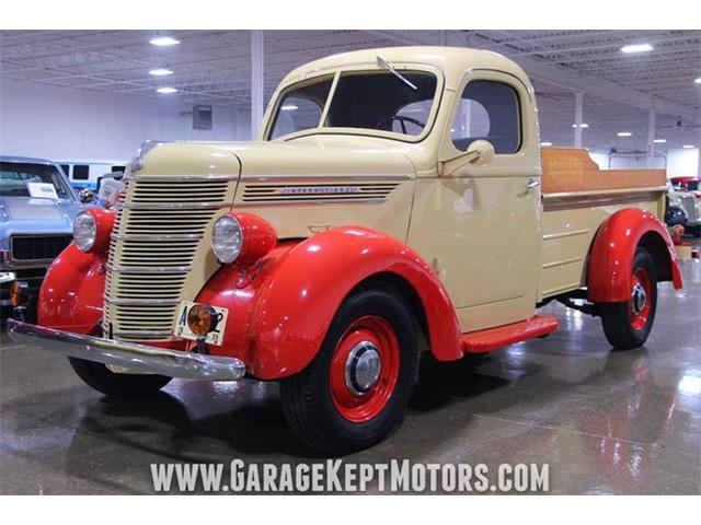 Picture of Classic 1939 International Pickup located in Grand Rapids Michigan Offered by  - QCMI