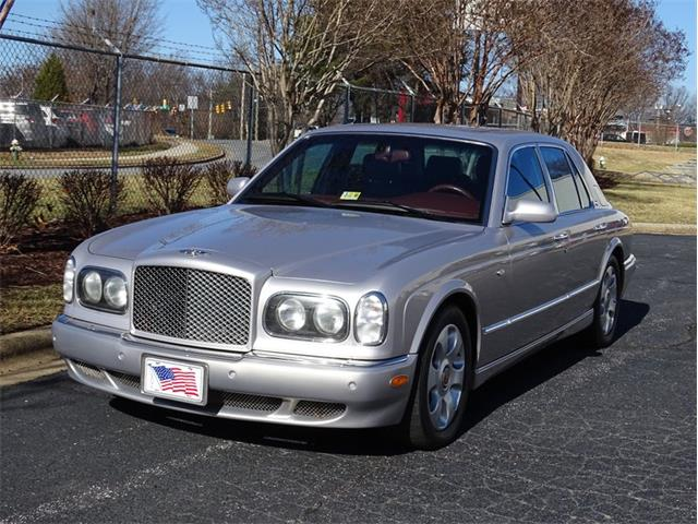 Picture of '03 Arnage - QCML