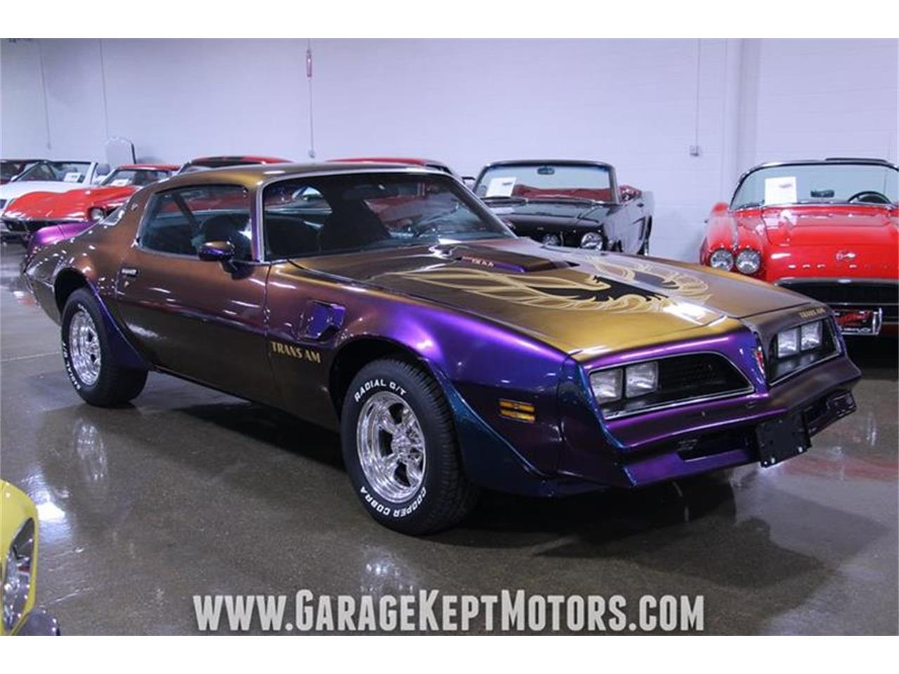 Large Picture of '77 Firebird - QCMN