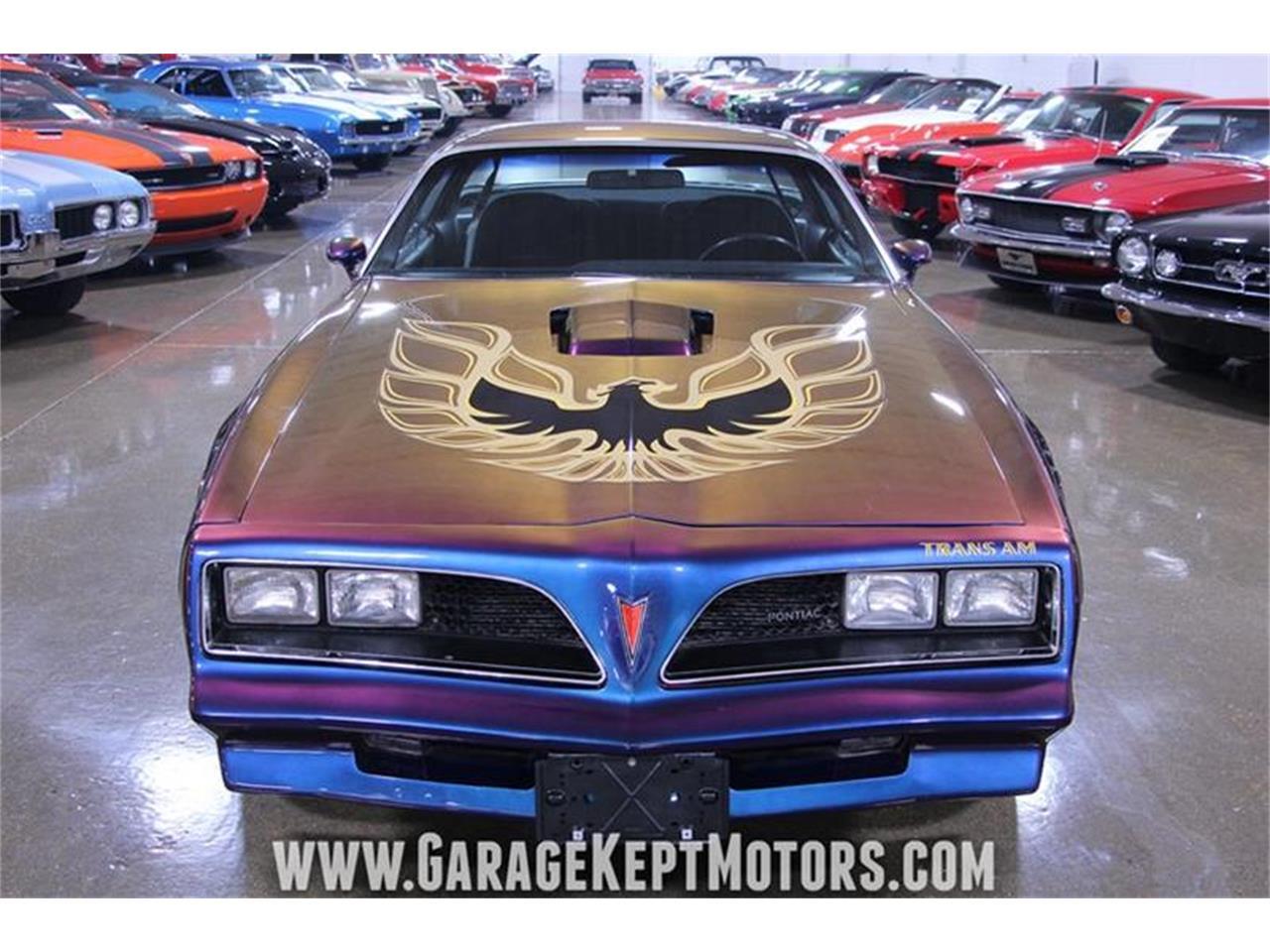 Large Picture of '77 Firebird - QCMN