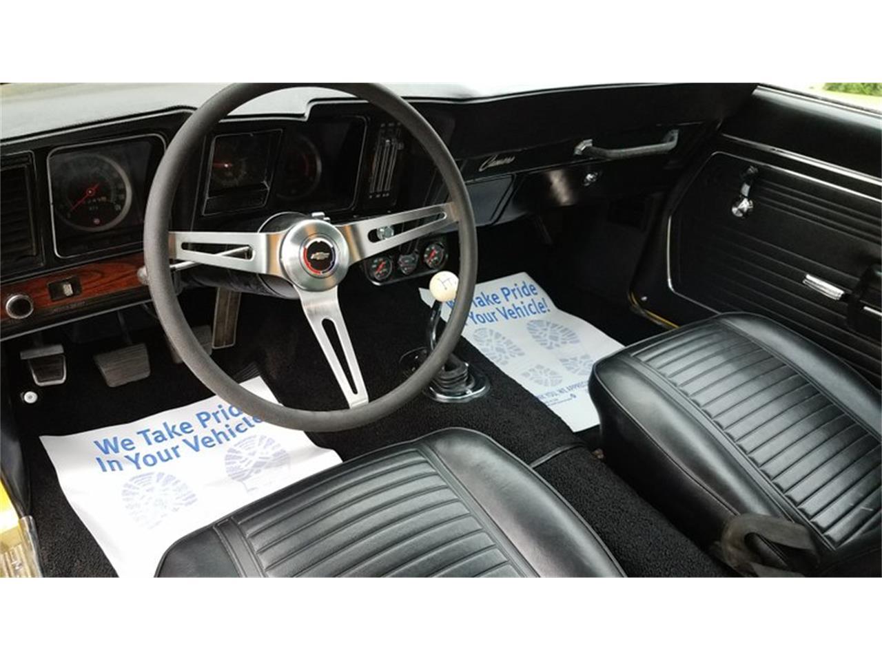 Large Picture of '69 Camaro - QCMR