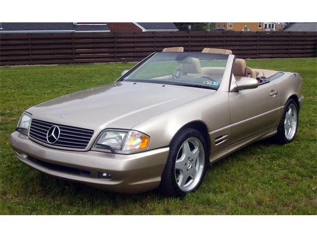 Picture of '01 SL500 - QCNH