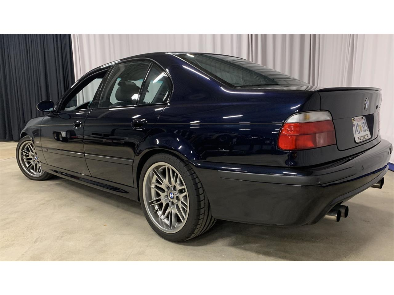 Large Picture of '00 BMW M5 Auction Vehicle - QCNM