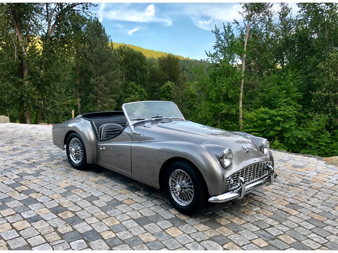 Triumph Tr3 Replica For Sale