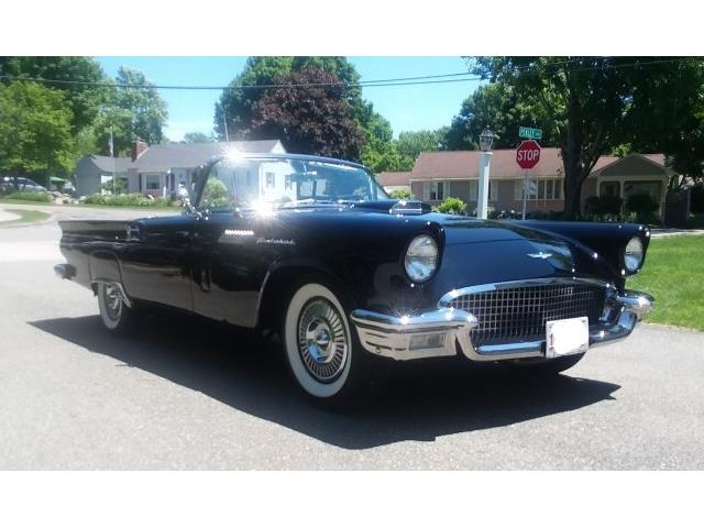 Picture of '57 Thunderbird - QCOE