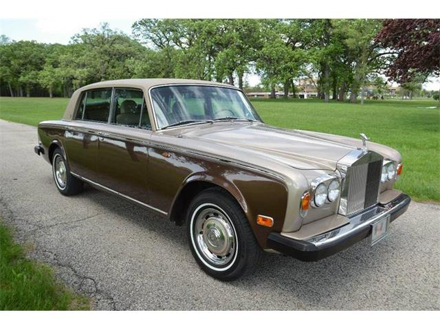 Picture of '76 Silver Shadow - QCOO