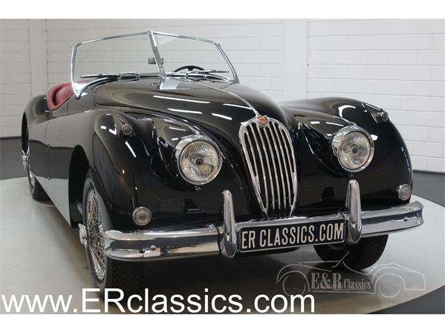 Picture of '56 Jaguar XK140 located in Waalwijk noord brabant Offered by  - QCOQ