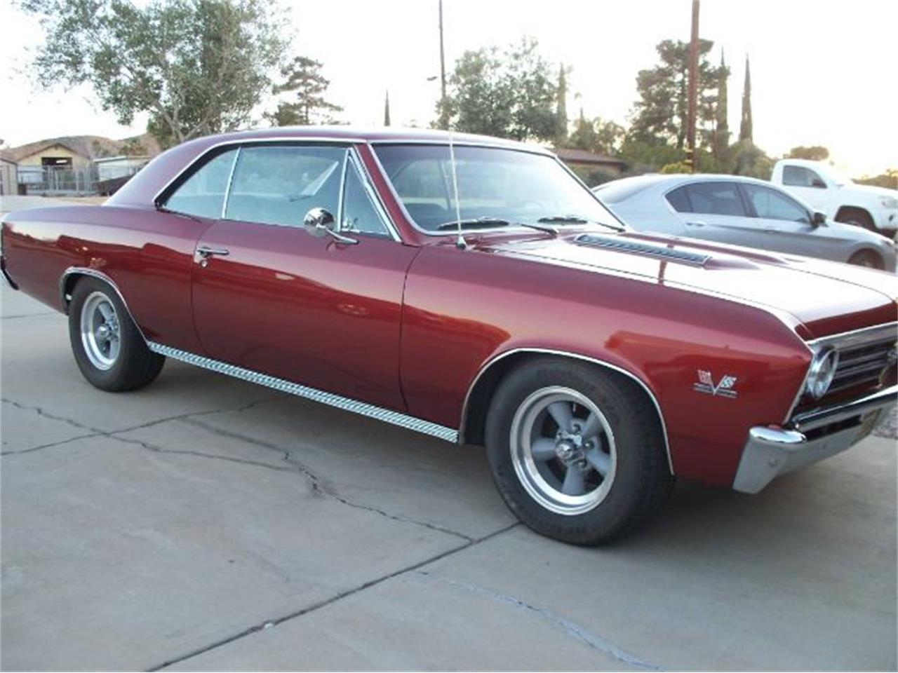 Large Picture of '67 Chevelle - Q63A
