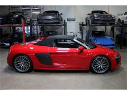 Picture of '17 R8 located in San Carlos California Offered by San Francisco Sports Cars - QCOX