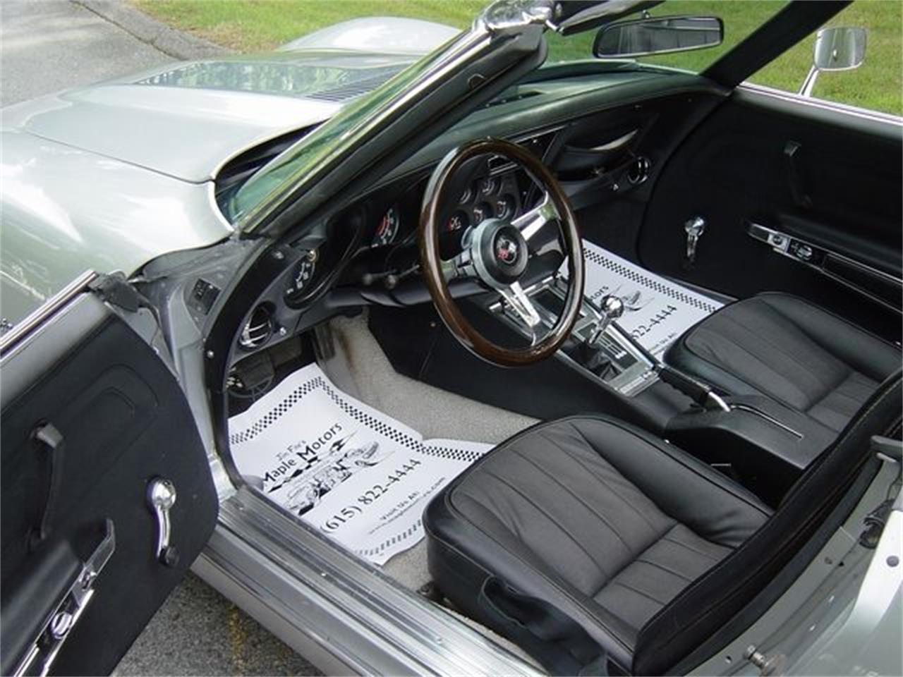 Large Picture of 1974 Chevrolet Corvette Offered by Maple Motors - QCQ0