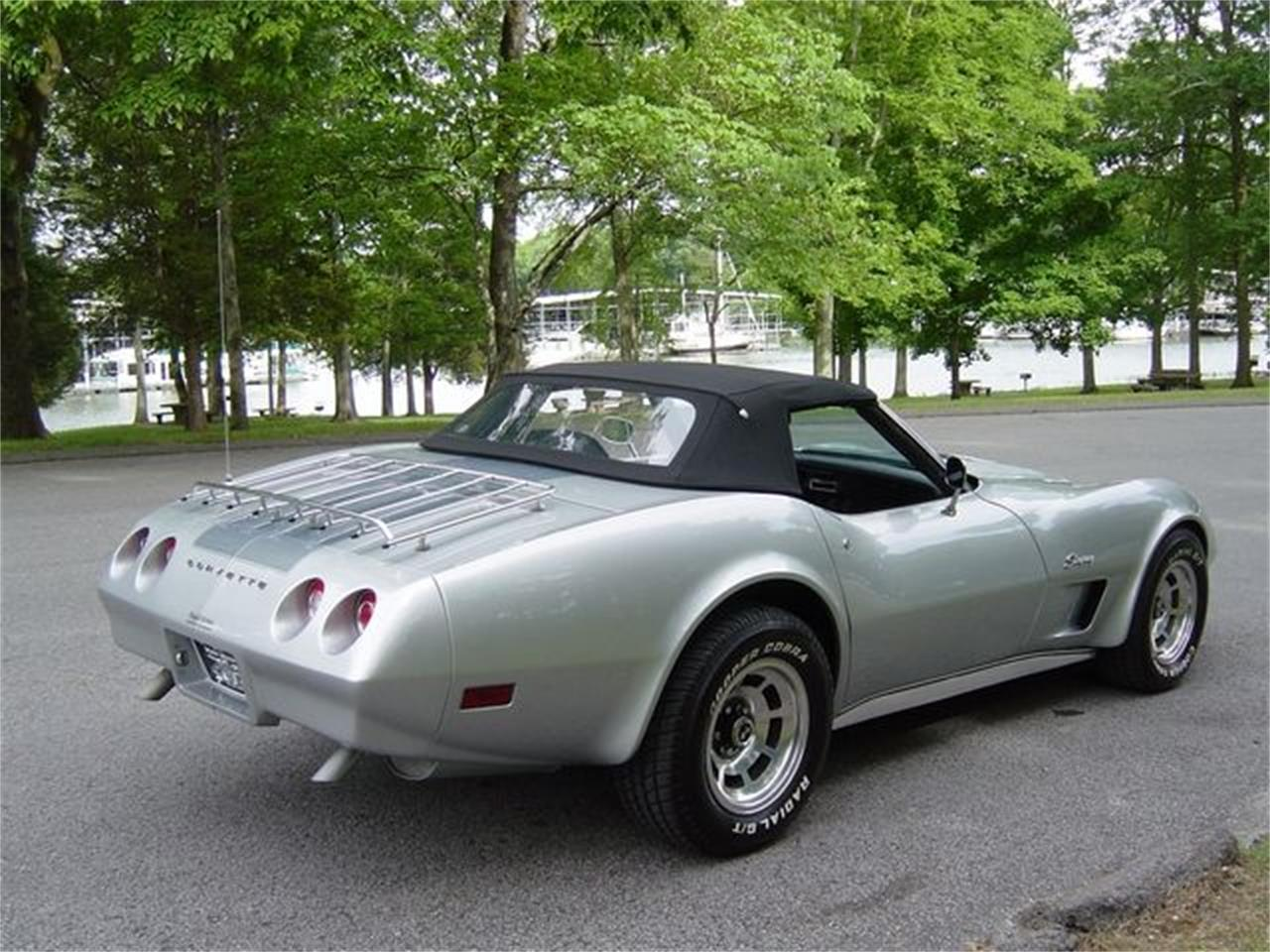 Large Picture of '74 Chevrolet Corvette located in Hendersonville Tennessee - $22,900.00 Offered by Maple Motors - QCQ0