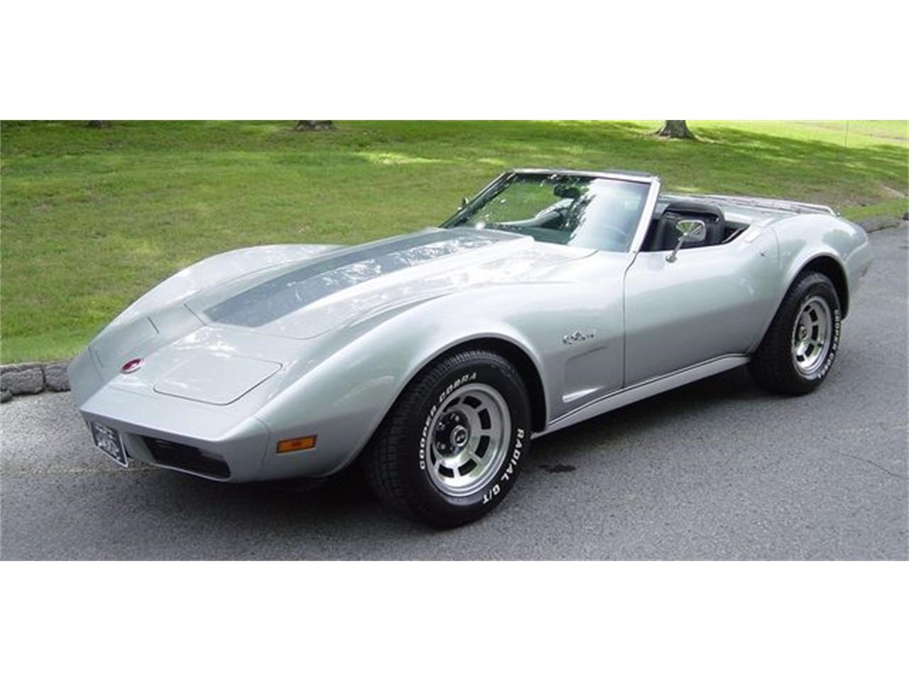 Large Picture of '74 Corvette located in Hendersonville Tennessee - $22,900.00 - QCQ0