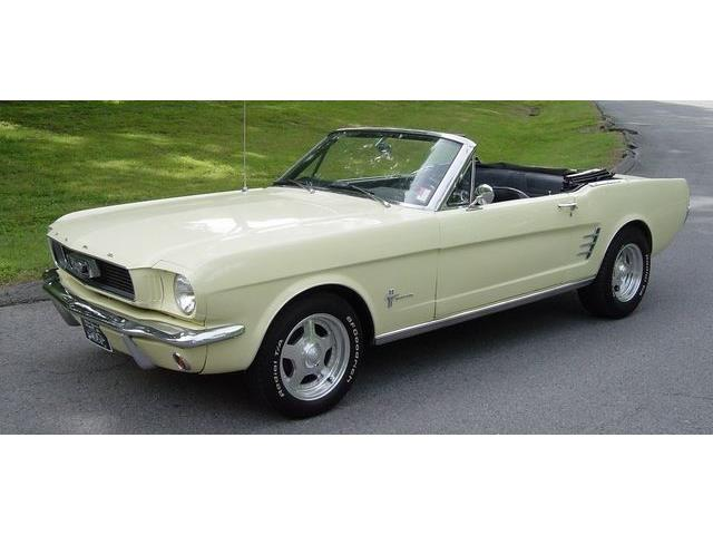 Picture of '66 Mustang - QCQ2